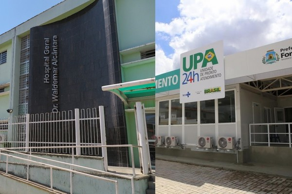 ISGH Oferece Oportunidades para 6 Funções no Hospital Waldemar Alcântara – UPA e APS
