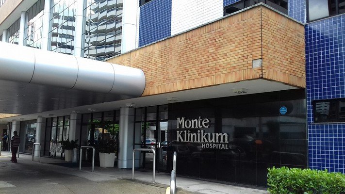 Oportunidade para Recepcionista no Hospital Monte Klinikum