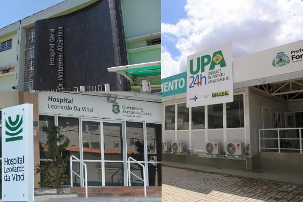 ISGH Oferece Oportunidades para o Hospital Waldemar Alcântara, Leonardo Da Vinci – UPA e APS