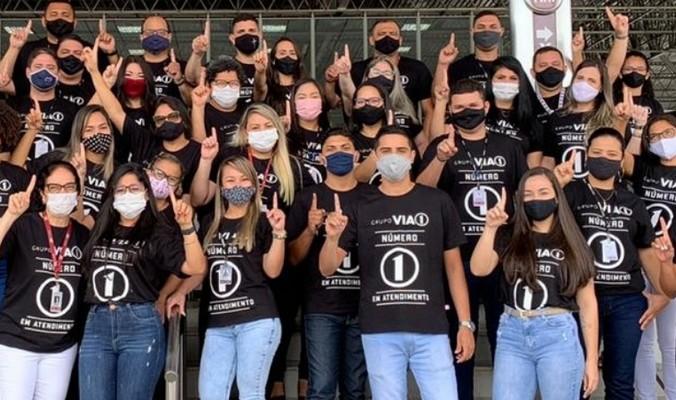 Grupo Via 1 oferece oportunidade para Auxiliar Administrativo em Fortaleza